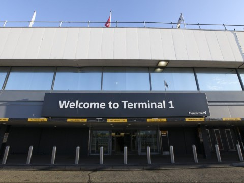 Everything in Heathrow Terminal 1 is being auctioned – even the escalators