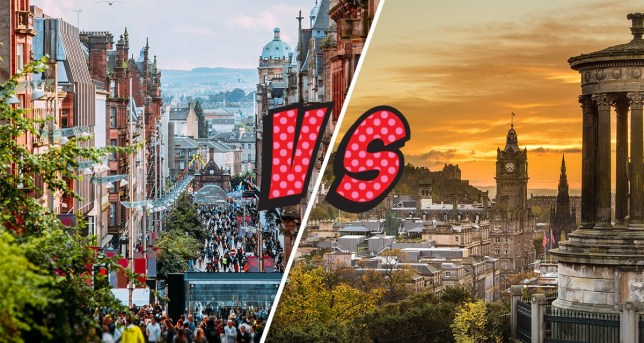Picture: Getty reasons why Glasgow is better than Edinburgh (Carrie Marshall)
