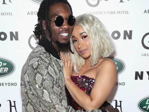 Pregnant Cardi B 'overwhelmed by support' over baby news as Rihanna leads congratulations