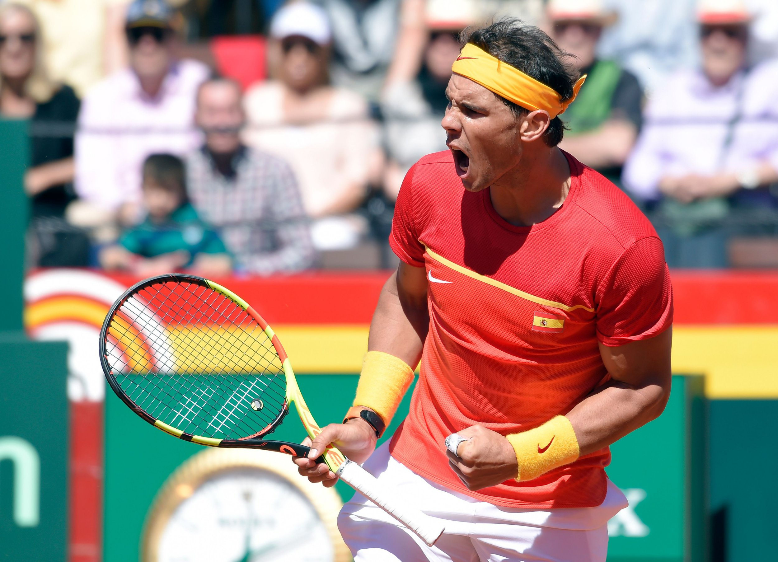 Ruthless Rafael Nadal sets up thrilling Davis Cup finale with confident Alexander Zverev victory