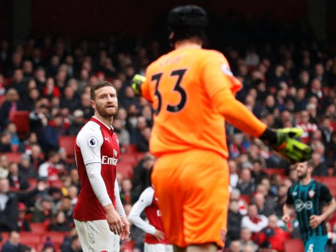 Mustafi? Cech? Bilic reveals exactly who was at fault for Southampton's opener