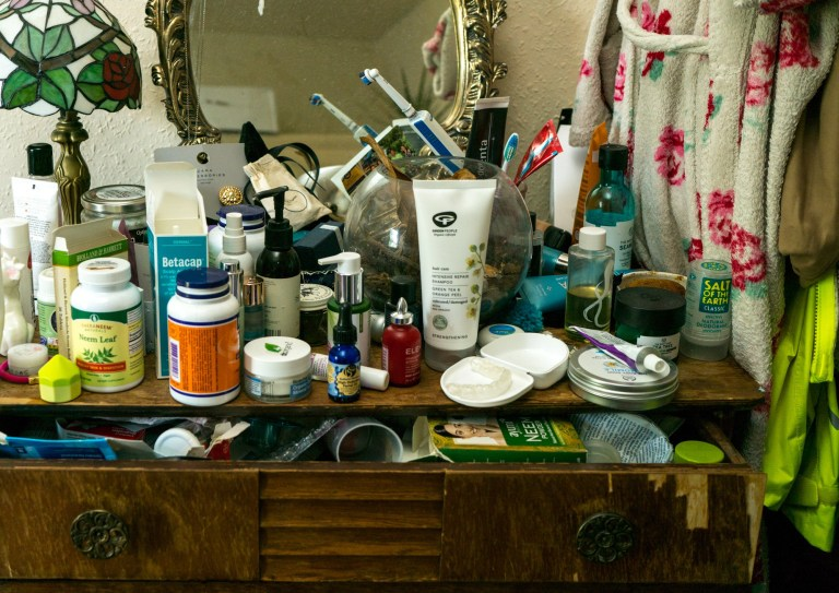 Interior shots of rental property belonging to Lisa Bowman. Property in Stoke Newington