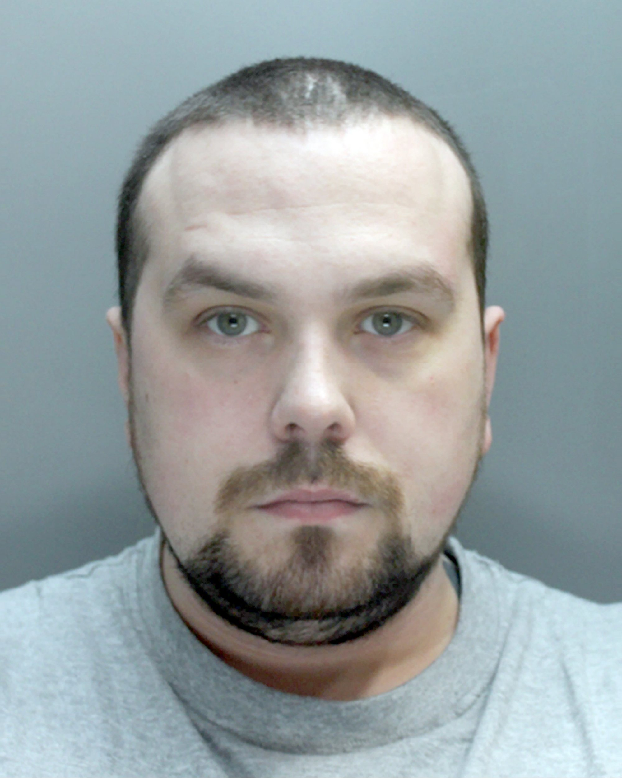 Undated handout photo issued by Merseyside Police of Andrew Burke, 30, who has pleaded guilty at Liverpool Crown Court for the murder of Ms Hayes, 28, at her workplace in Southport. PRESS ASSOCIATION Photo. Issue date: Monday April 9, 2018. See PA story COURTS Southport. Photo credit should read: Merseyside Police/PA Wire NOTE TO EDITORS: This handout photo may only be used in for editorial reporting purposes for the contemporaneous illustration of events, things or the people in the image or facts mentioned in the caption. Reuse of the picture may require further permission from the copyright holder.