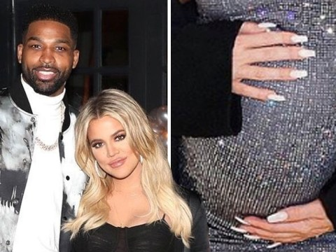 Tristan Thompson's cheating video and pictures revealed as Khloe Kardashian prepares to give birth