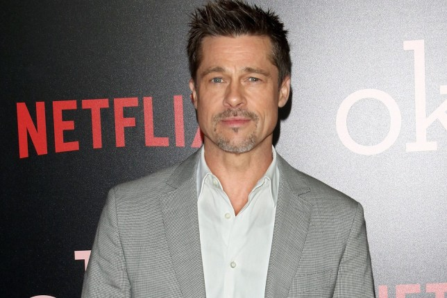 "NEW YORK, NY - JUNE 08: Actor/producer Brad Pitt attends The New York premiere of ""Okja"" hosted by Netflix at AMC Lincoln Square Theater on June 8, 2017 in New York City. (Photo by Jim Spellman/WireImage)"