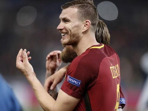 Edin Dzeko hails Chelsea snub after Champions League heroics