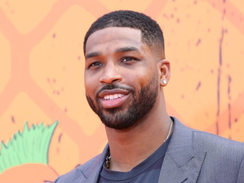 Tristan Thompson 'grateful there's someone else people can be angry with after Kanye's Trump tweets'
