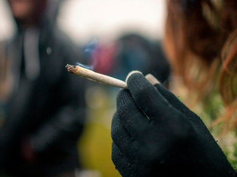 It's wrong that I've been driven to illegally use cannabis just to take away the pain of my MS