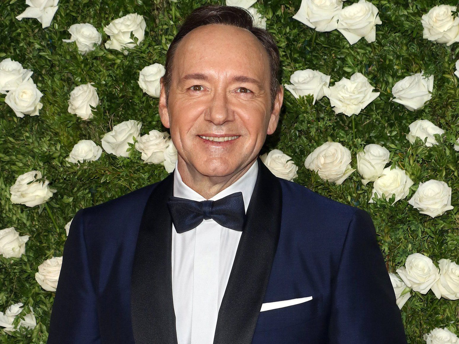 NEW YORK, NY - JUNE 11: Actor Kevin Spacey attends the 71st Annual Tony Awards at Radio City Music Hall on June 11, 2017 in New York City. (Photo by Jim Spellman/WireImage)