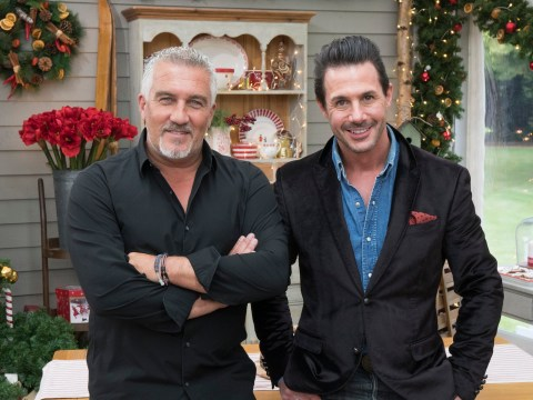 Paul Hollywood's US baking show 'will never be aired' after co-star sexual harassment scandal