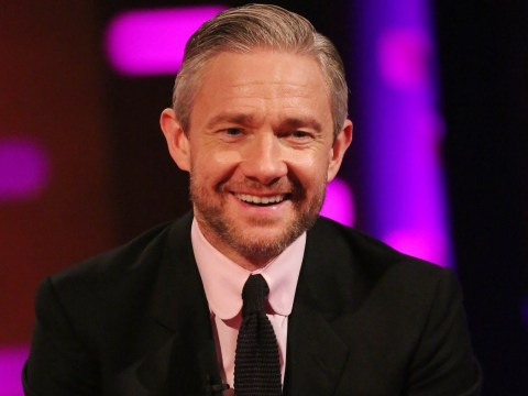 Martin Freeman wants you to know he's not as nice as you think