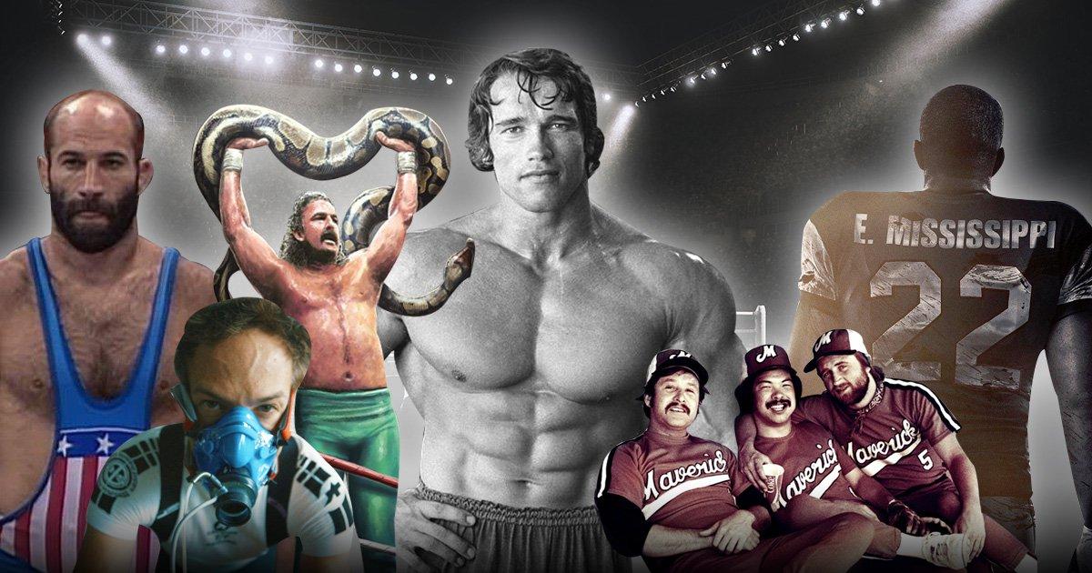 Best sports documentaries on Netflix (Robert Keeling)