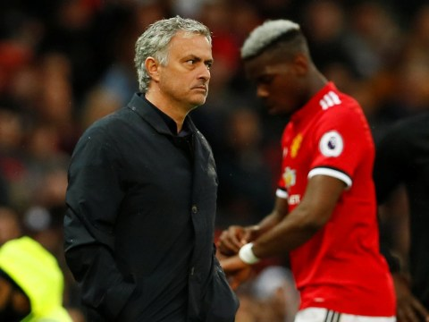Jose Mourinho to sell four Manchester United stars including Paul Pogba