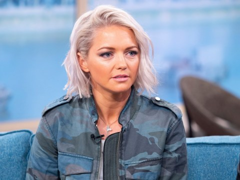Viewers left confused over S Club 7's Hannah Spearritt's new 'posh accent'