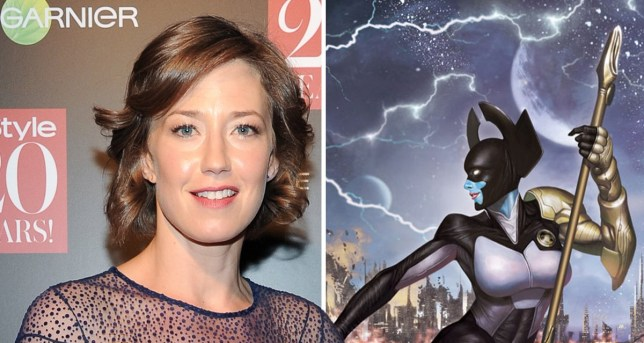 Picture:Marvel, Getty Carrie Coon as Proxima Midnight