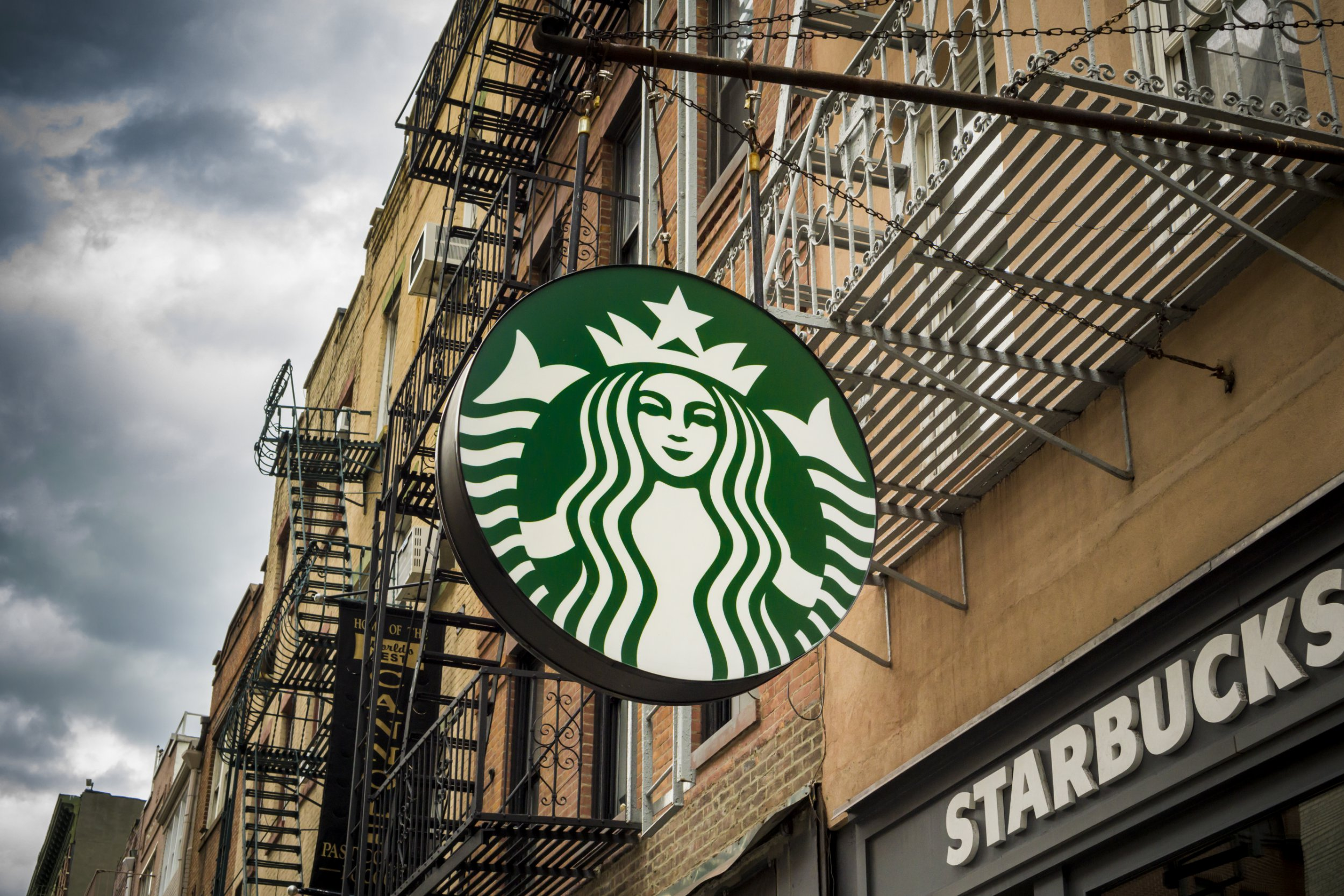 You don't have to buy anything in Starbucks to be able to use to their loo anymore