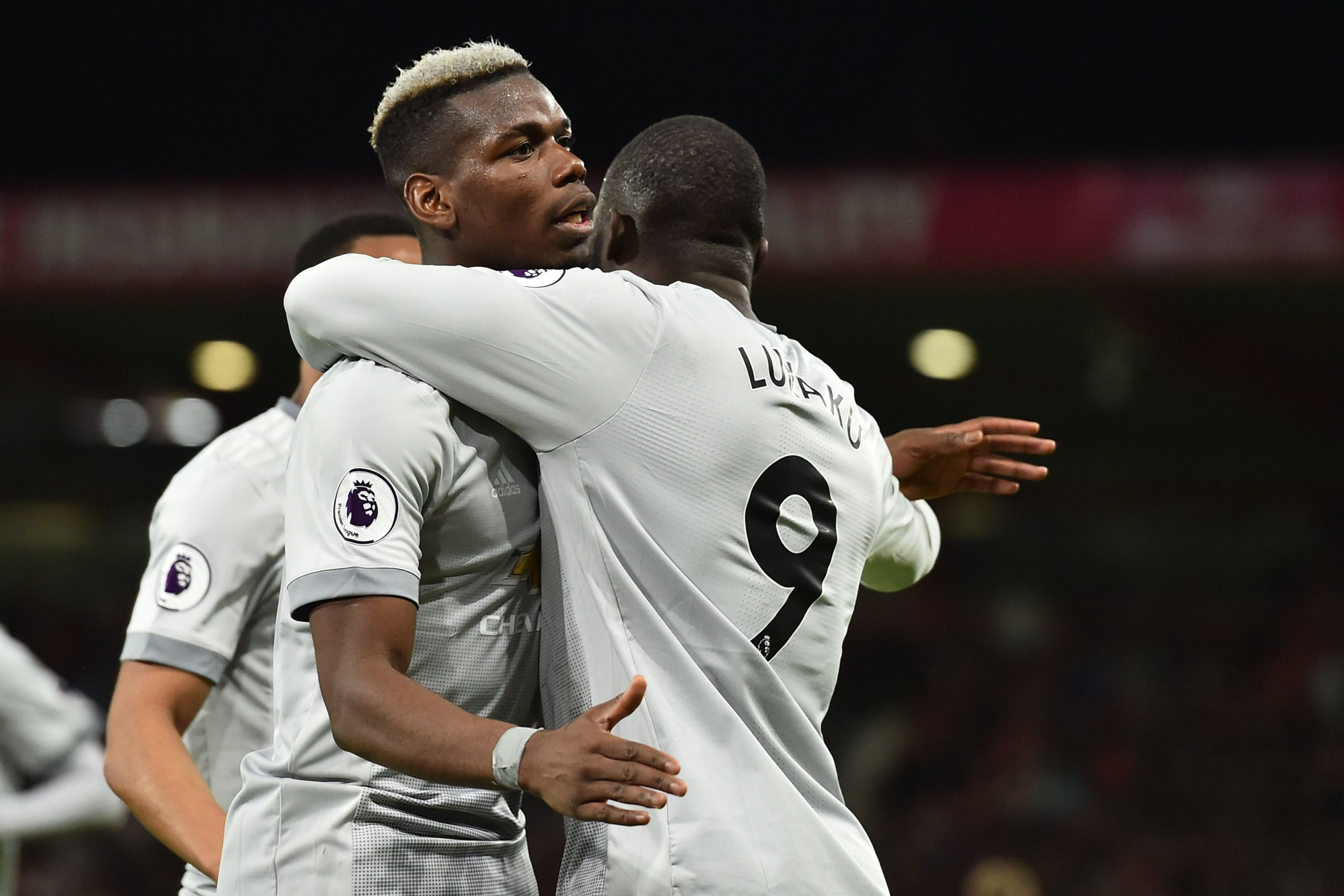 Romelu Lukaku reveals what Jose Mourinho told Paul Pogba at half-time in Bournemouth win