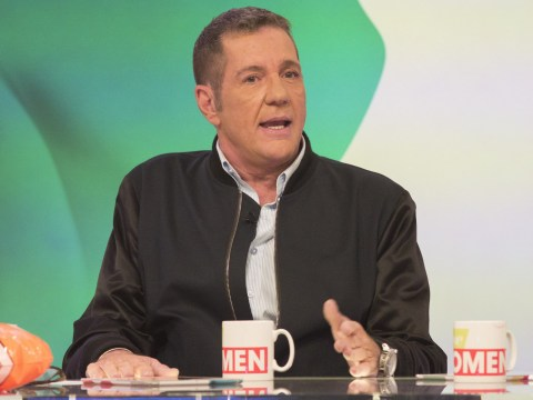 Dale Winton discussed dying just weeks before his death as he joked about hoarding