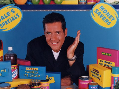 What was Dale Winton's show Supermarket Sweep and is it returning to TV?