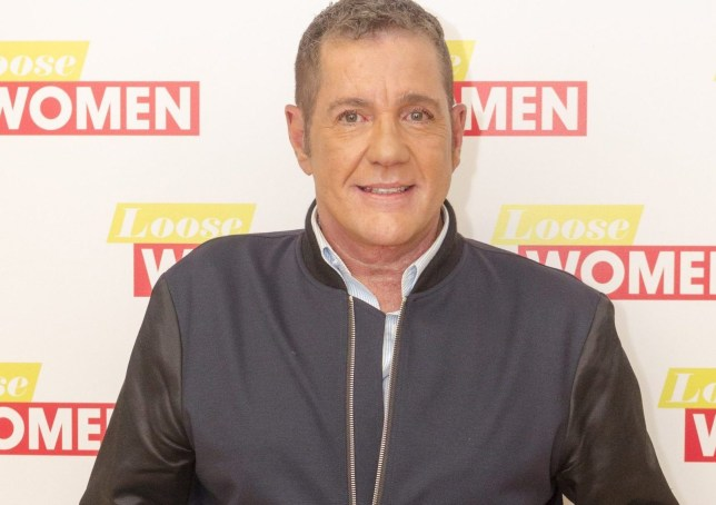 EDITORIAL USE ONLY. NO MERCHANDISING Mandatory Credit: Photo by S Meddle/ITV/REX/Shutterstock (5734157y) Dale Winton 'Loose Women' TV show, London, UK - 17 Jun 2016