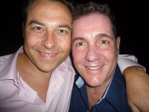 David Walliams reminisces about the late Dale Winton eight months after his death