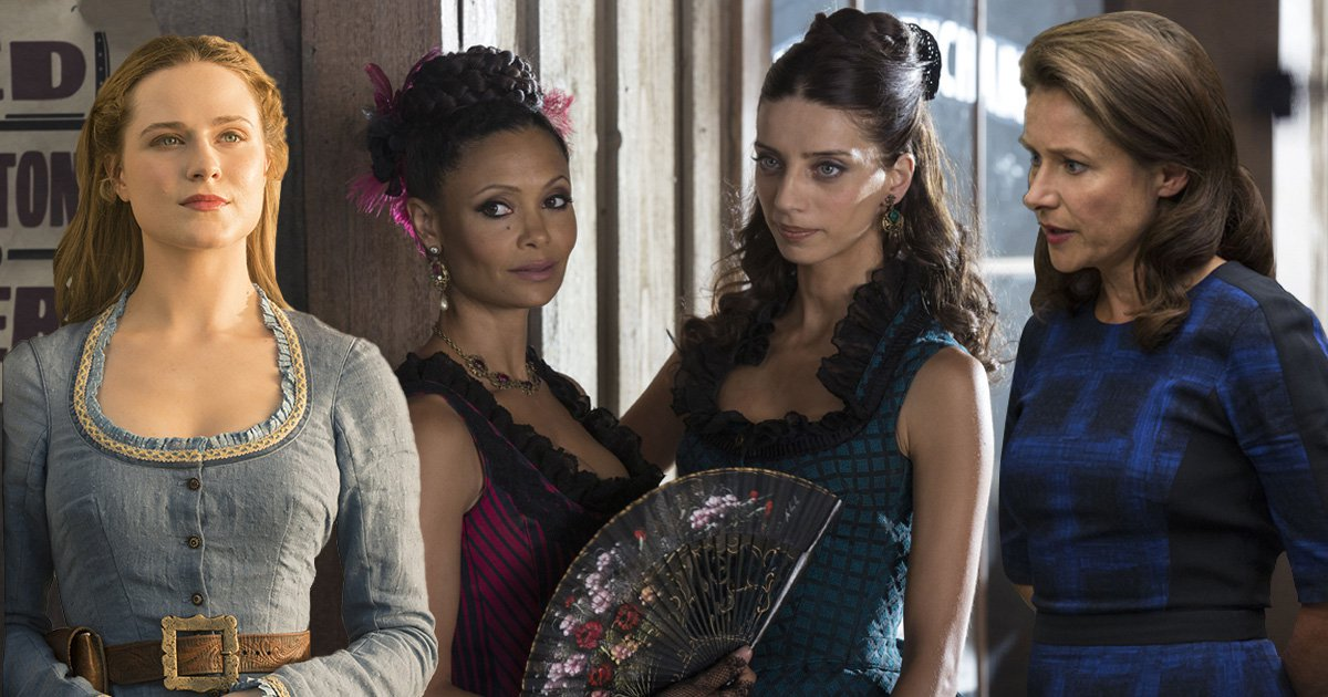 How Westworld's rebel women pre-empted #MeToo