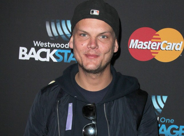 Mandatory Credit: Photo by MediaPunch/REX/Shutterstock (5587038e) Avicii 2016 Grammys Radio Row Day 2, Los Angeles, America - 13 Feb 2016