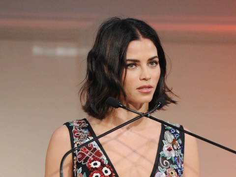 Jenna Dewan honoured at New York gala during first public appearance since split from Channing Tatum