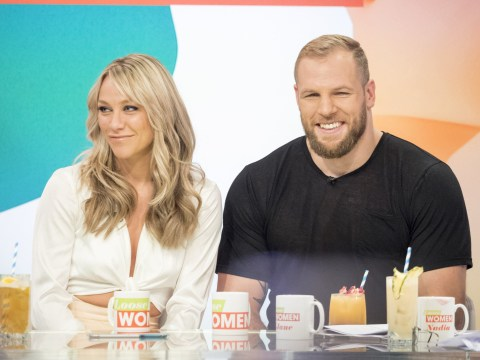 Chloe Madeley nearly dumped fiance James Haskell on their proposal trip