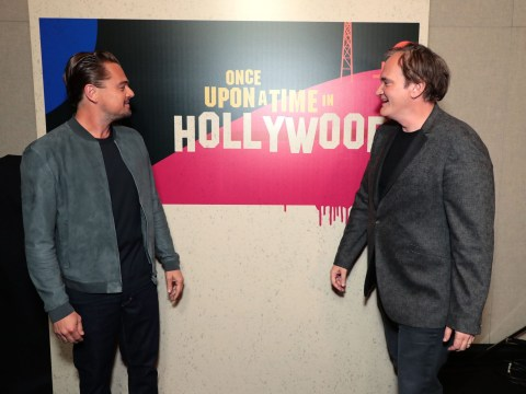 Leonardo DiCaprio and Quentin Tarantino reveal more details about Once Upon A Time In Hollywood