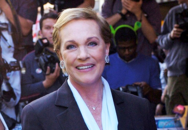 Julie Andrews. (file pic) See SWNS story SWPOPPINS: A grand London townhouse which was once the home of Mary Poppins star Julie Andrews has been put up for sale for ?24 MILLION. The famous singer and actress, who played Maria von Trapp in The Sound of Music, lived at the grand property on Chester Square with director husband Blake Edwards in the 1970s. Chester Square, which is named after the Duke of Westminster's ancestral home, is one of the finest addresses in Belgravia, central London. Over the years the square has been home to Roman Abramovich, Margaret Thatcher, Nigella Lawson, Mick Jagger and various foreign Royals.