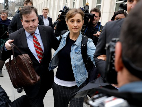 Allison Mack hit by more allegations as another actress speaks out about 'cult'