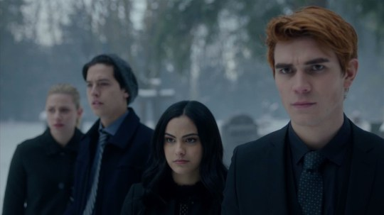Riverdale season three release date, cast, and is there a