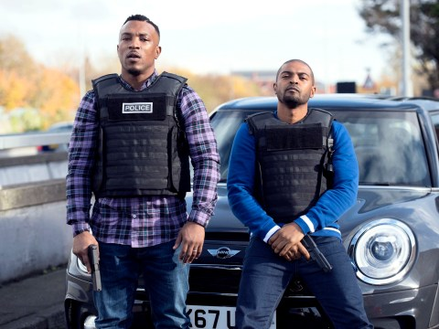 Ashley Walters and Noel Clarke promise to 'level up' as Bulletproof gets a second season