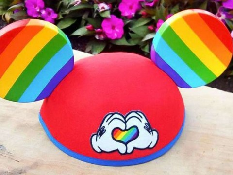 Disneyland launches Mickey Mouse rainbow ears just in time for Gay Pride Month