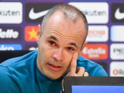 Why Lionel Messi and Luis Suarez did not attend Andres Iniesta's farewell press conference