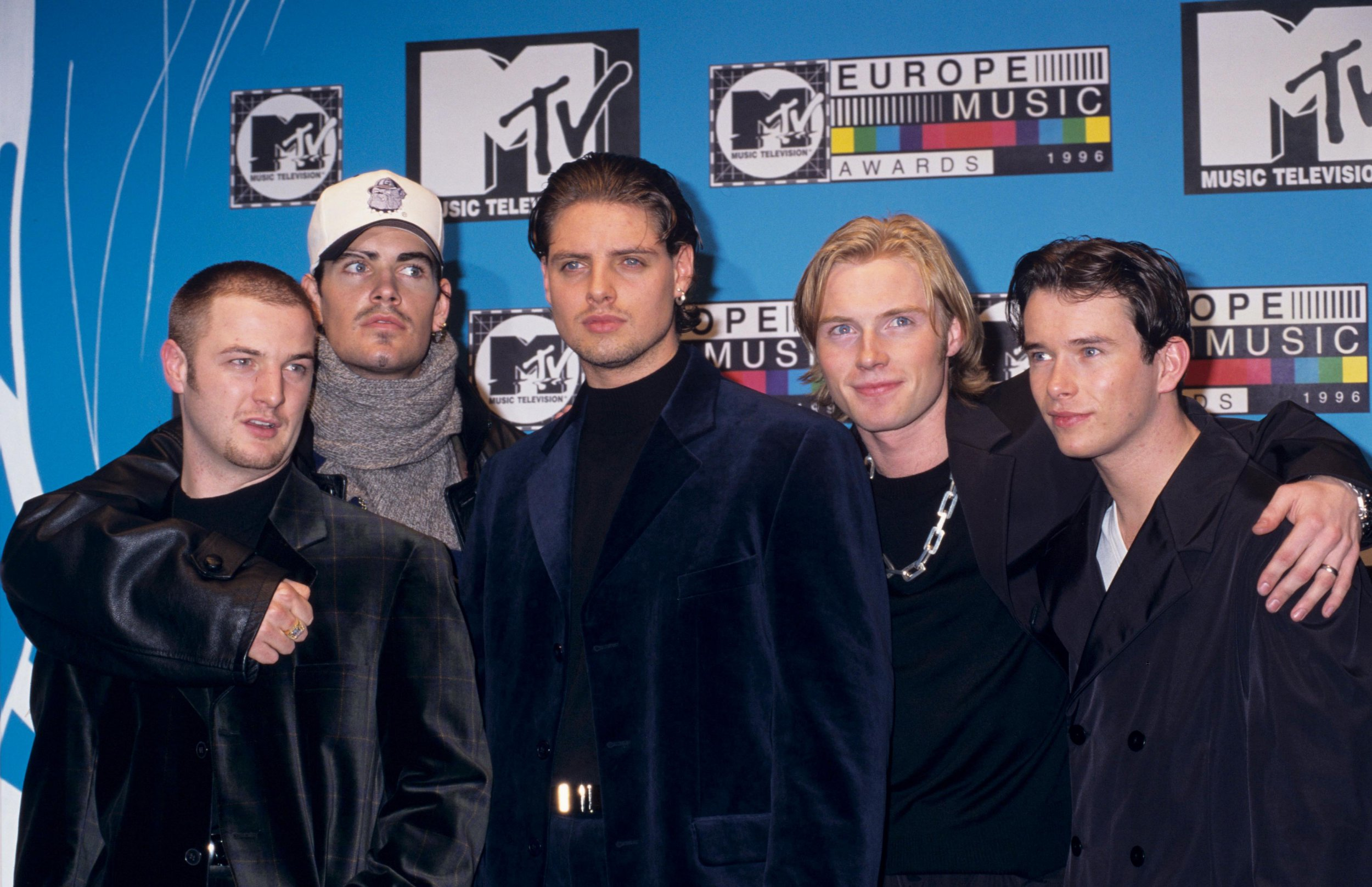 Boyzone confirm they will split after next album dedicated to Stephen Gately