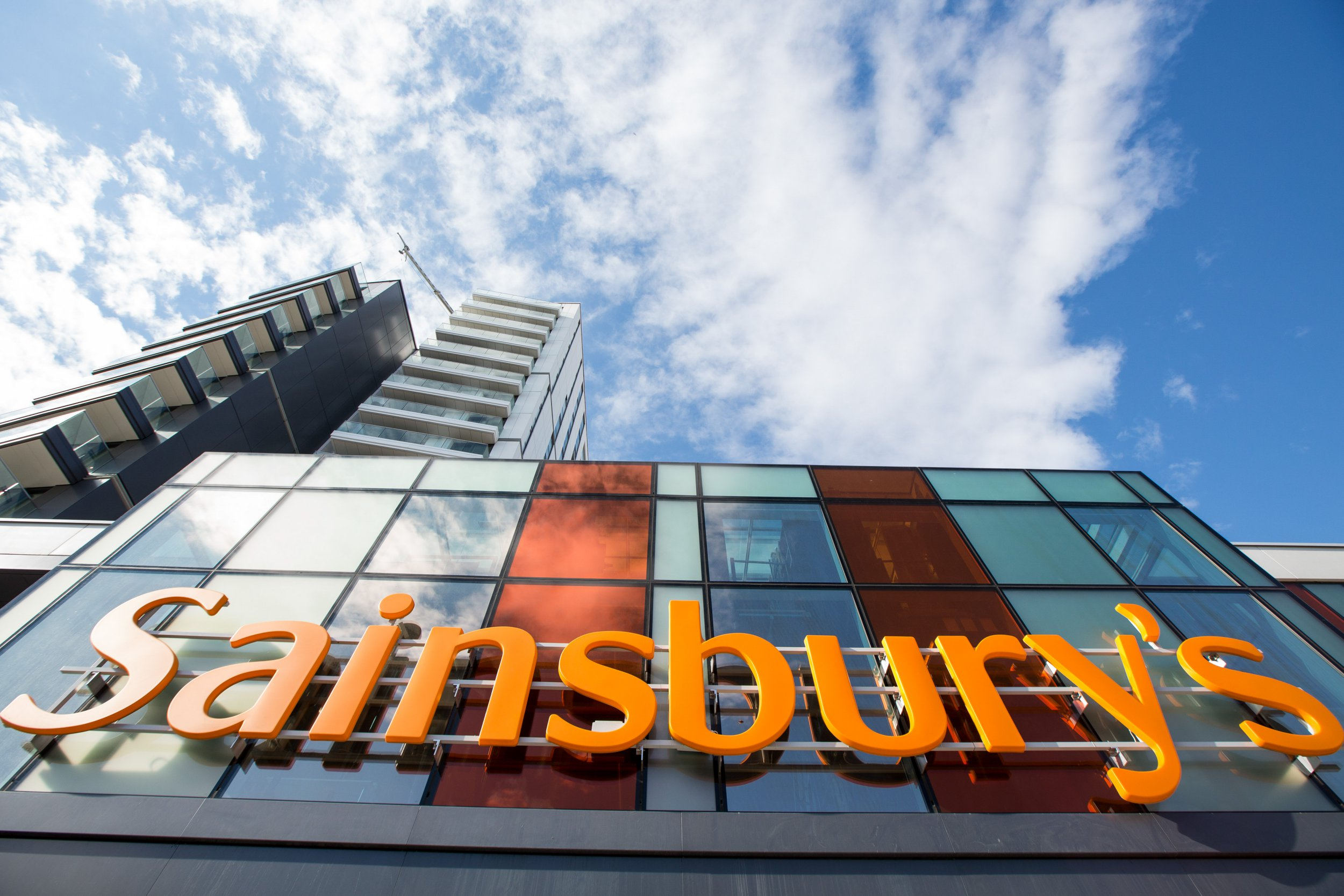 Sainsbury's Bank Holiday opening hours are different today, don't get caught out