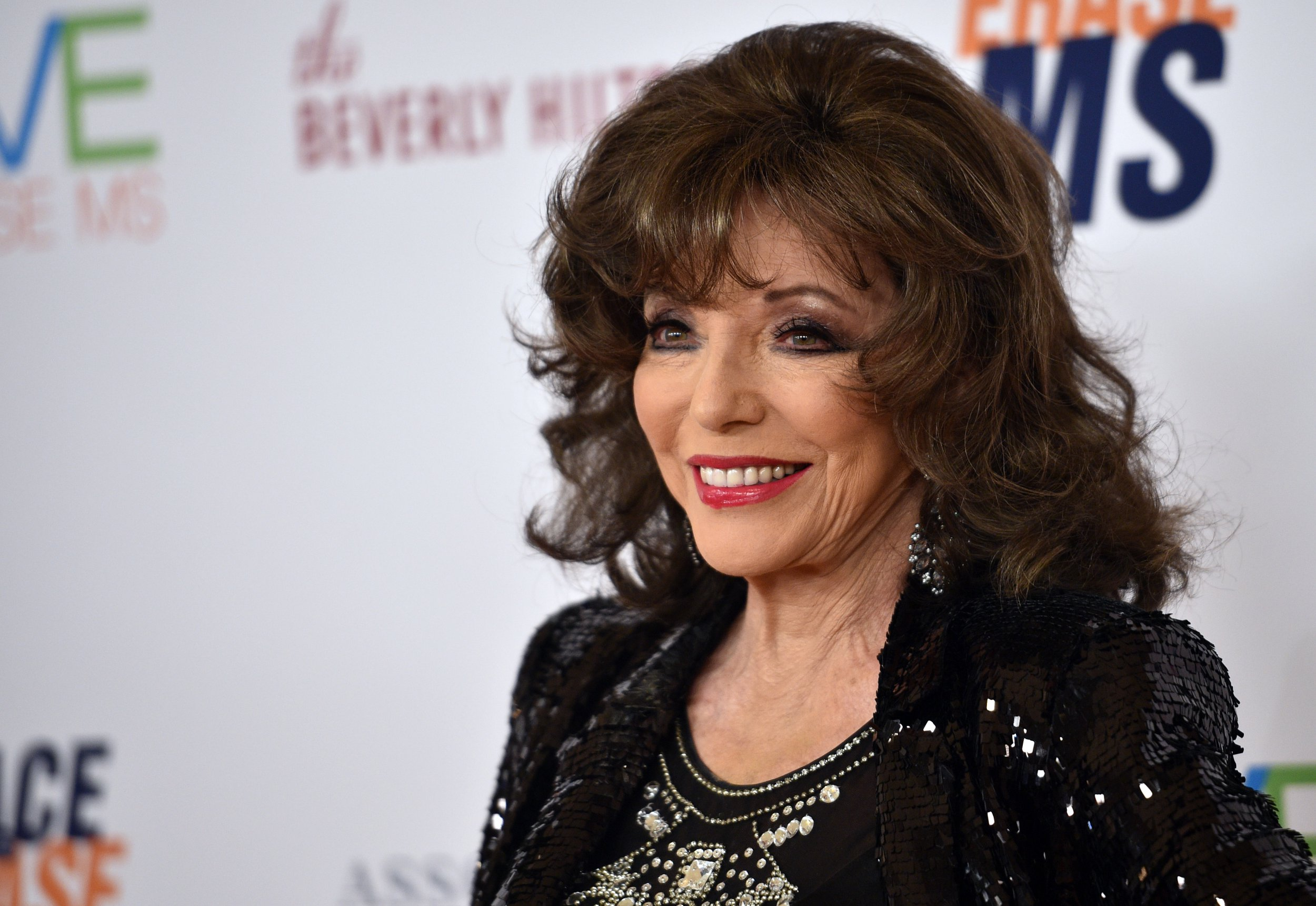 Joan Collins breaks silence on American Horror Story and teases 'glamorous' role