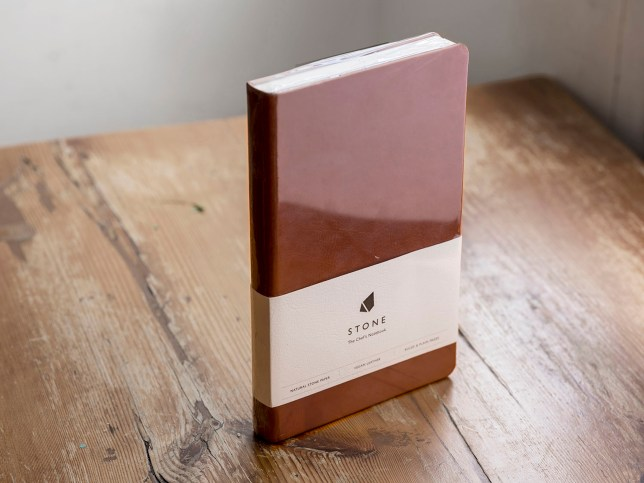 The Chef's Notebook by Stone