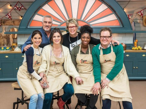 Teri Hatcher named the final Great British Bake Off winner having aced all three challenges and 'not put a foot wrong'