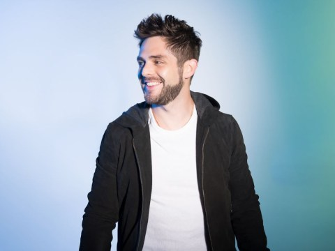 Thomas Rhett steps away from country roots to release huge dance track Leave Right Now