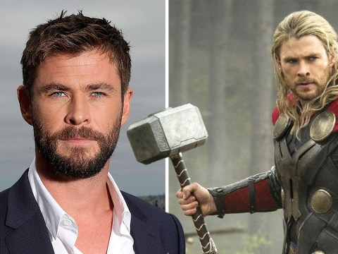 Marvel Studios boss regrets forcing Chris Hemsworth to dye his brows blonde