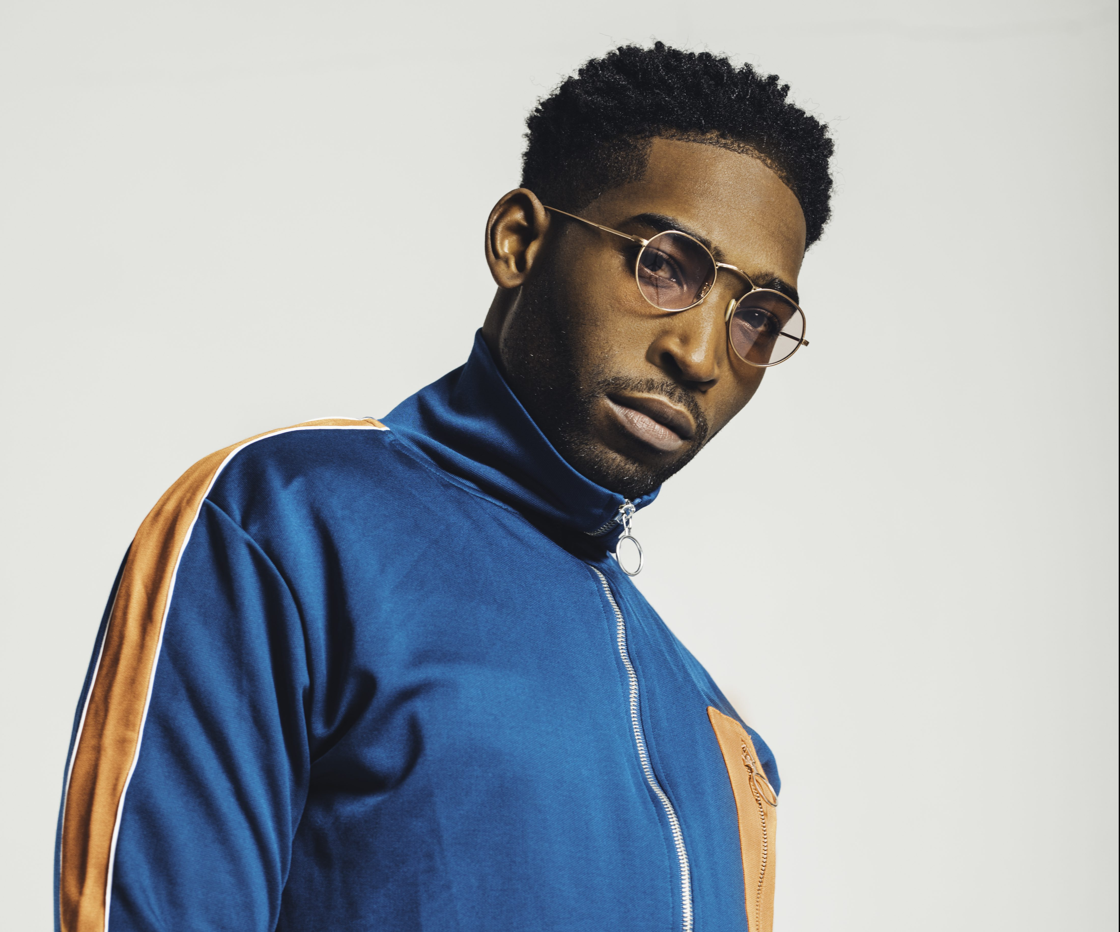Tinie Tempah says his fashion inspires his music as he searches for next groundbreaking talent