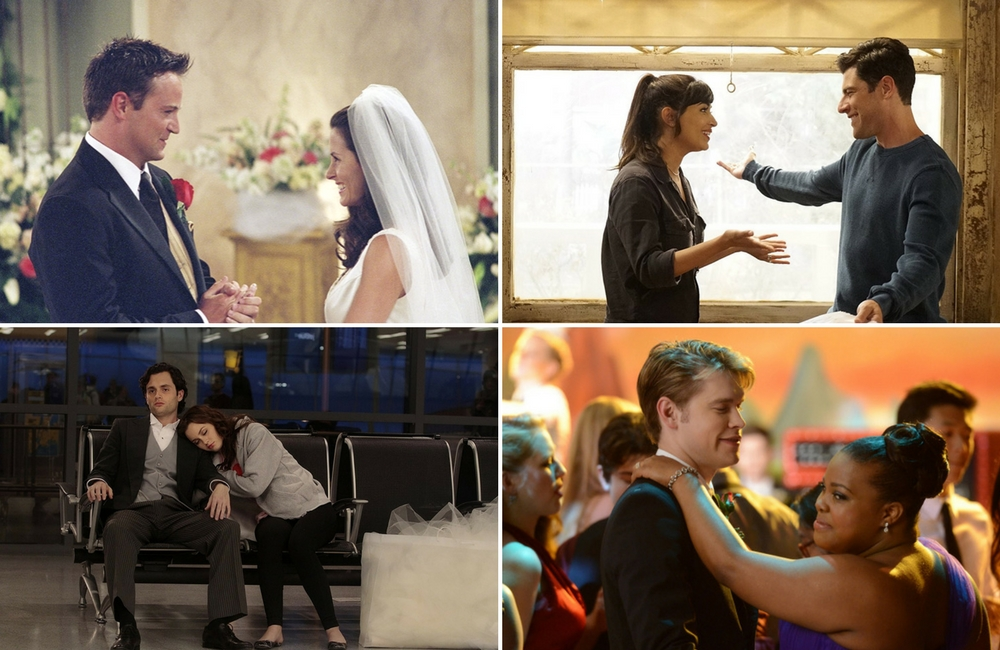 8 of the most unexpected TV couples