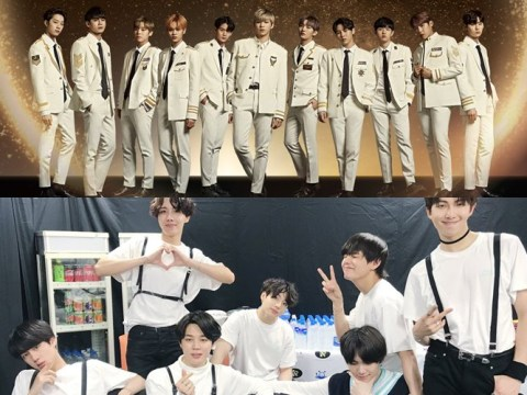 Wanna One beat BTS to top April's brand reputation values for Korean singers