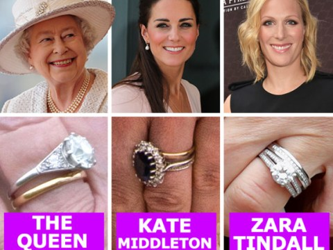Royal engagement ring and wedding ring values compared – Kate Middleton, The Queen, Meghan Markle, Diana, Camilla's and more
