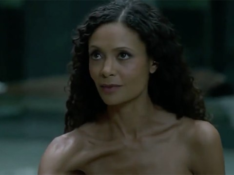 Westworld's Thandie Newton 'wanted to cry' after filming nude scenes
