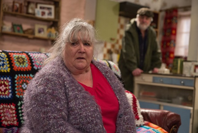 Lisa Dingle, played by Jane Cox on Emmerdale