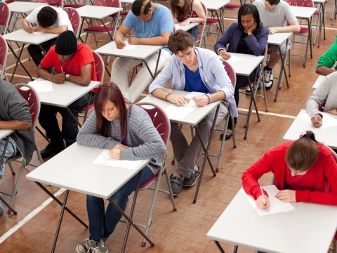 What does SATs stand for and how are the exam results used?